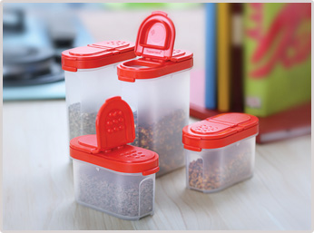 Modular Spice Shakers set of 4