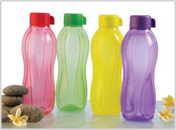 Aquasafe Bottle 500ml set of 4